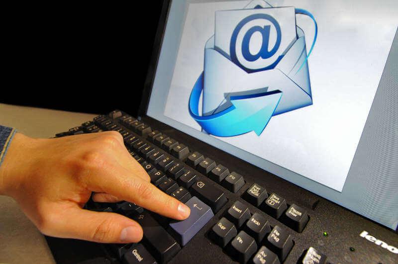 controlar correo electrónico email